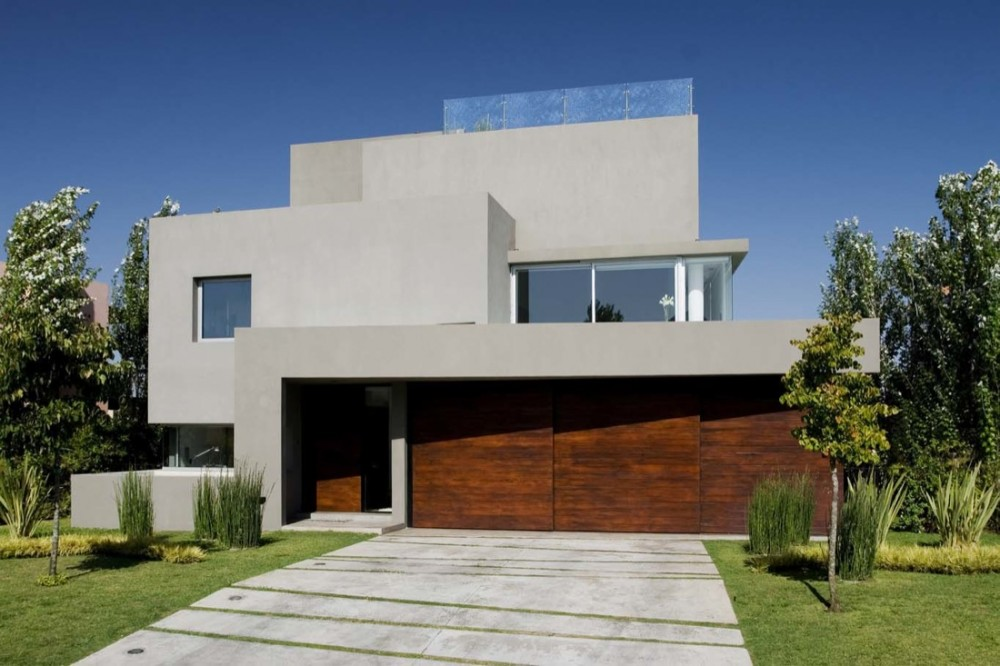 Waterfall House Andres Remy Arquitectos Archdailycom