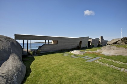 Summer House Vestfold 2, JVA | archdaily.com