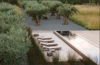 Stone Edge Farm, Andrea Cochran Landscape Architecture | acochran.com