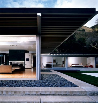Johnson House, Pierre Koenig | eichlernetwork.com