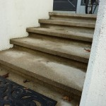 step detail