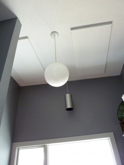 remod wants | kitchen ceiling heaters