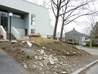 soil test | driveway slope