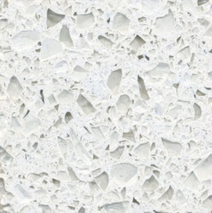recycled glass tile in swiss alps | wausautile.com