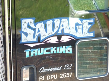 savage trucking