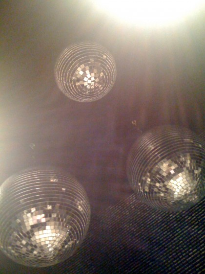 disco balls