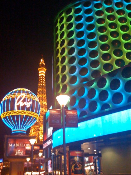 Paris on the strip