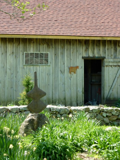 art and barn