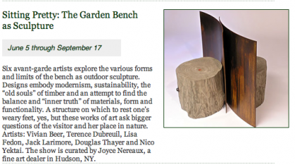 info from Berkshire Botanical events calendar