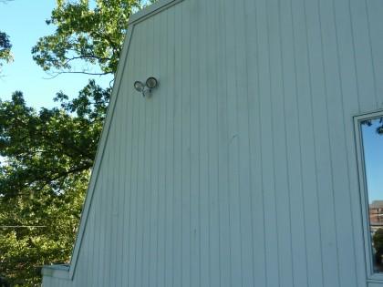 angle on house