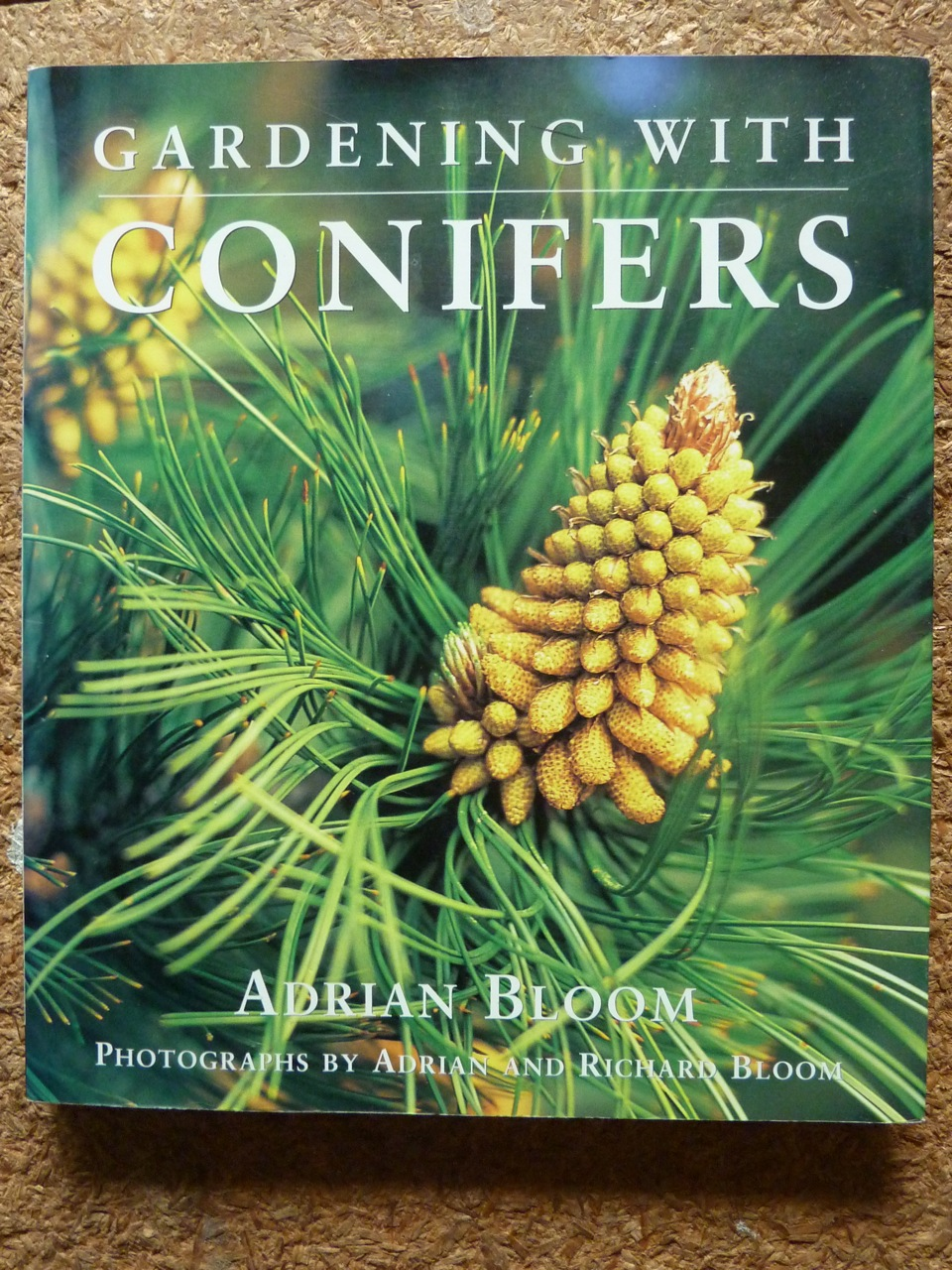 Gardening With Conifers by Adrian Bloom (2005, Paperback, Reprint)