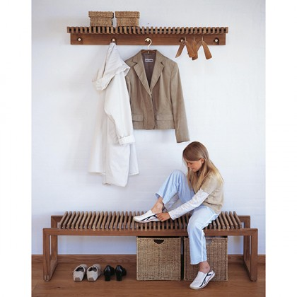 large Cutter bench and wardrobe by Skagerak | horne.com