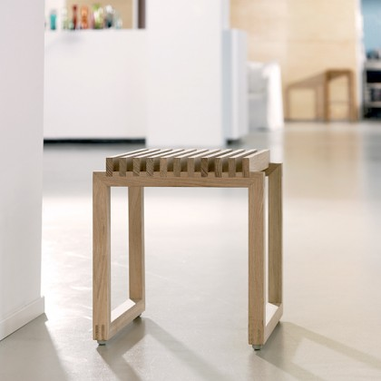 small teak Cutter bench by Skagerak | horne.com