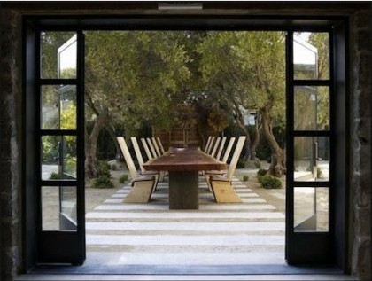 maisonry winery, yountville | remodelista.com
