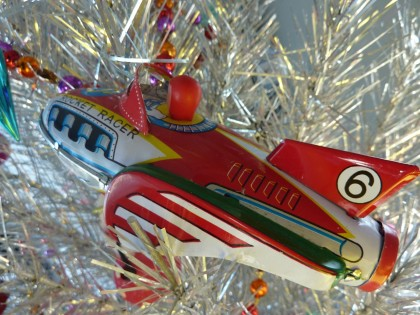 holiday rocket racer
