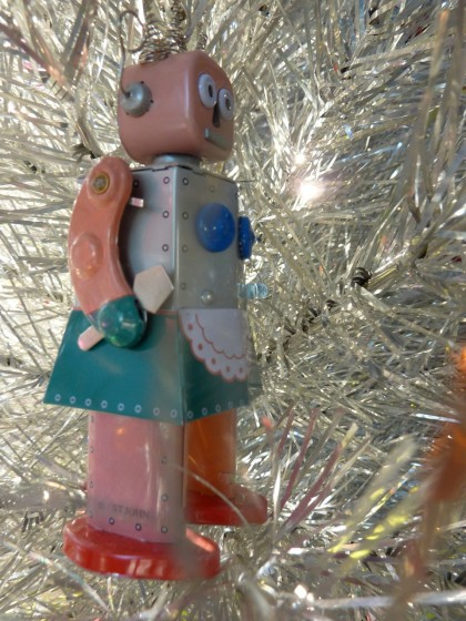 holiday rosie the robot