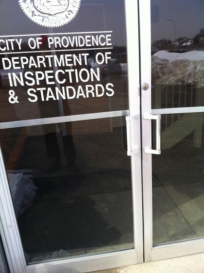 welcome to the providence building dept