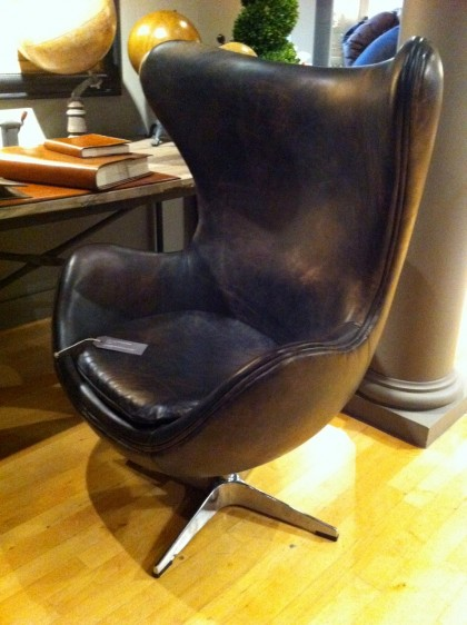 1950s copenhagen chair at restoration hardware