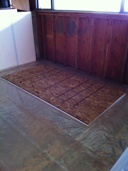 floor insulation