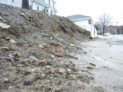 hillside: march 30, 2010 a disaster after historically heavy rains