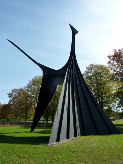 storm king | the arch by alexander calder, 75