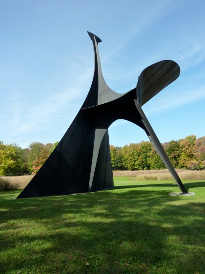 storm king | the arch by alexander calder, '75