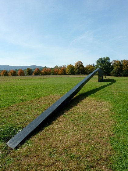 storm king | untitled by robert grosvenor, '70
