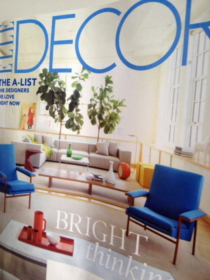 Elle Decor | June 2011