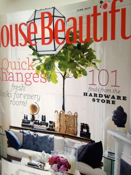 House Beautiful | June 2011