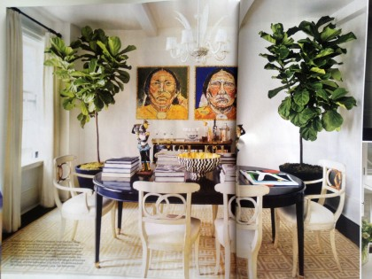 Elle Decor, pg 184 | November 2011