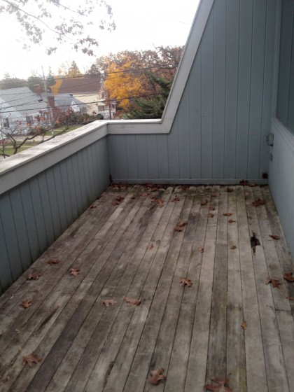 deck | before shot