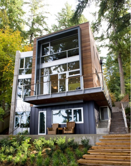 dorsey residence, coates design architects | houzz.com