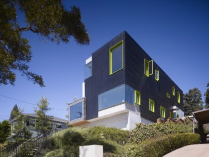 los feliz residence, warren techentin architecture | archdaily.com