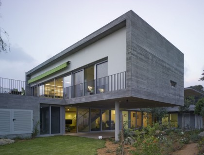 private house, weinstein vaadia architects | archdaily.com