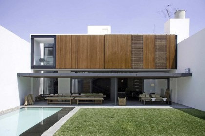 Casa Ro by Elias Rizo Arquitectos | archdaily.com http://bit.ly/yMXFse