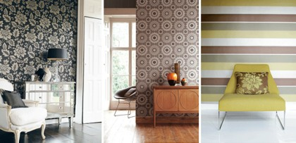 midbec striped wallpaper | trendenser.se