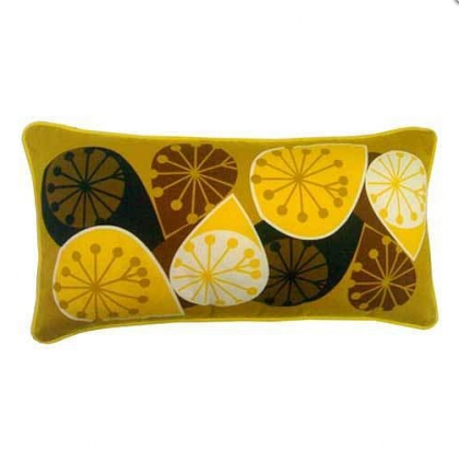 seville cushion by michelle mason | notonthehighstreet.com