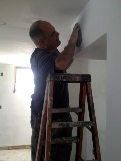 wall prep