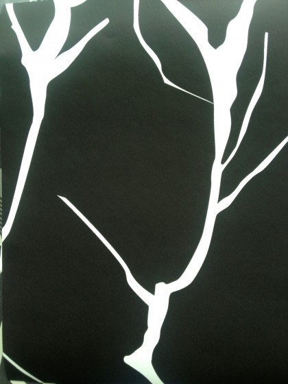 wallpaper sample: branch from fermliving