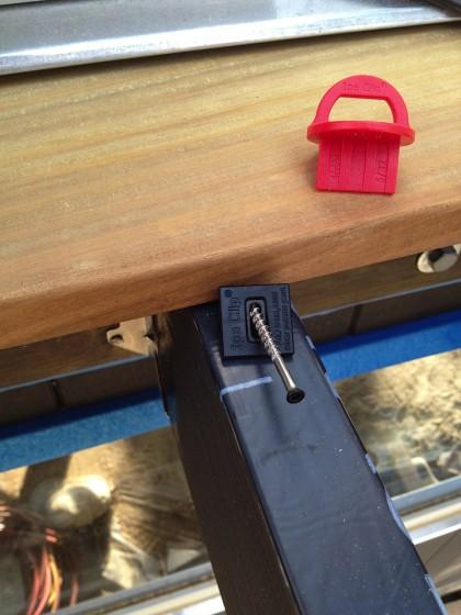 ipe clip closeup